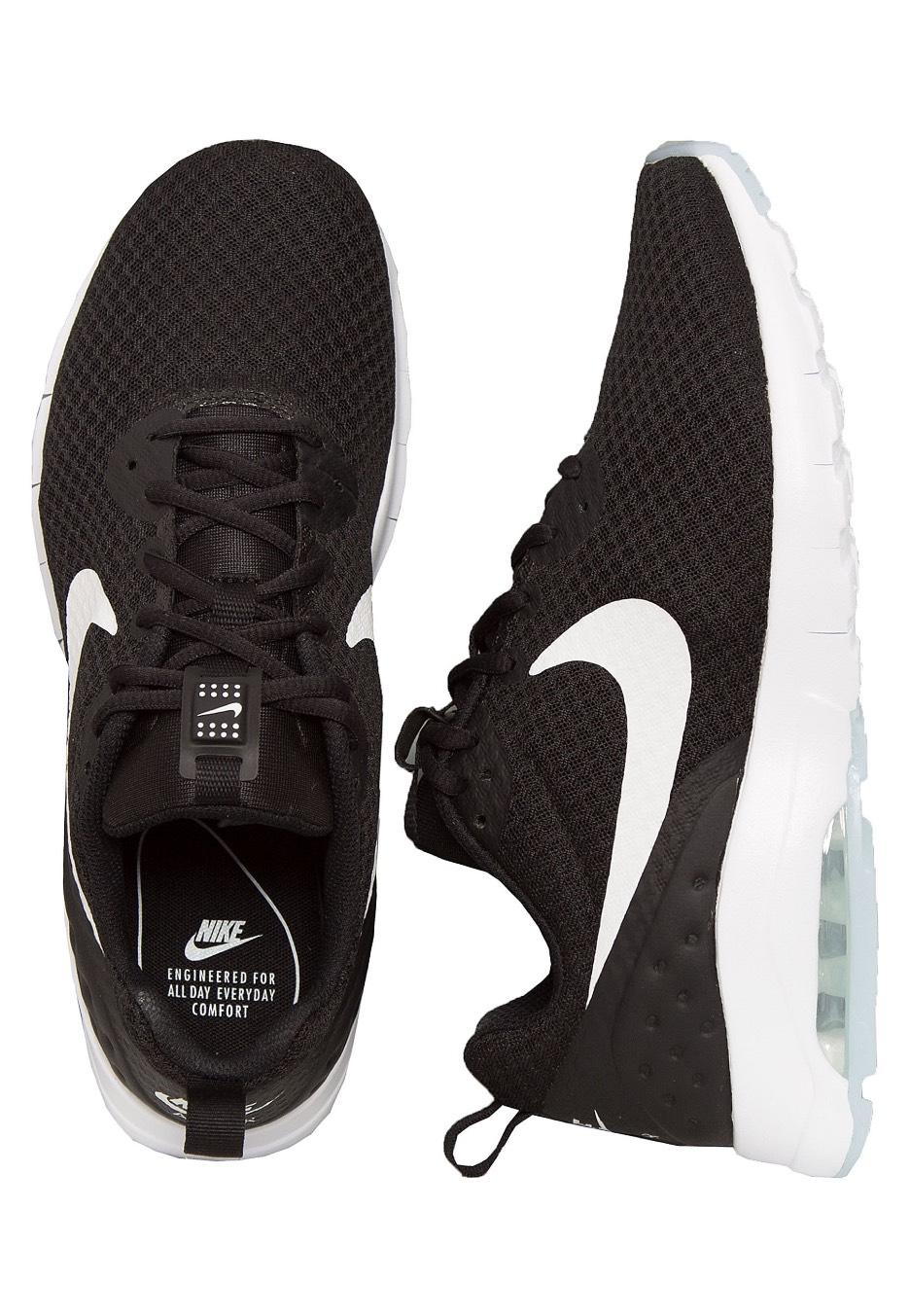 Nike - Air Max Motion LW Black/White