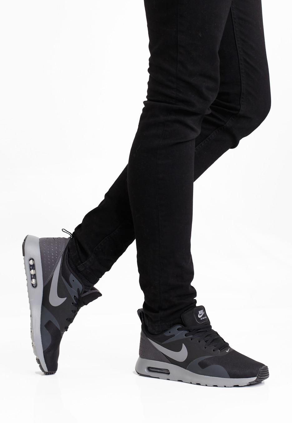 7806233a50 Nike - Air Max Tavas Black Cool Grey Anthracite - Shoes ...