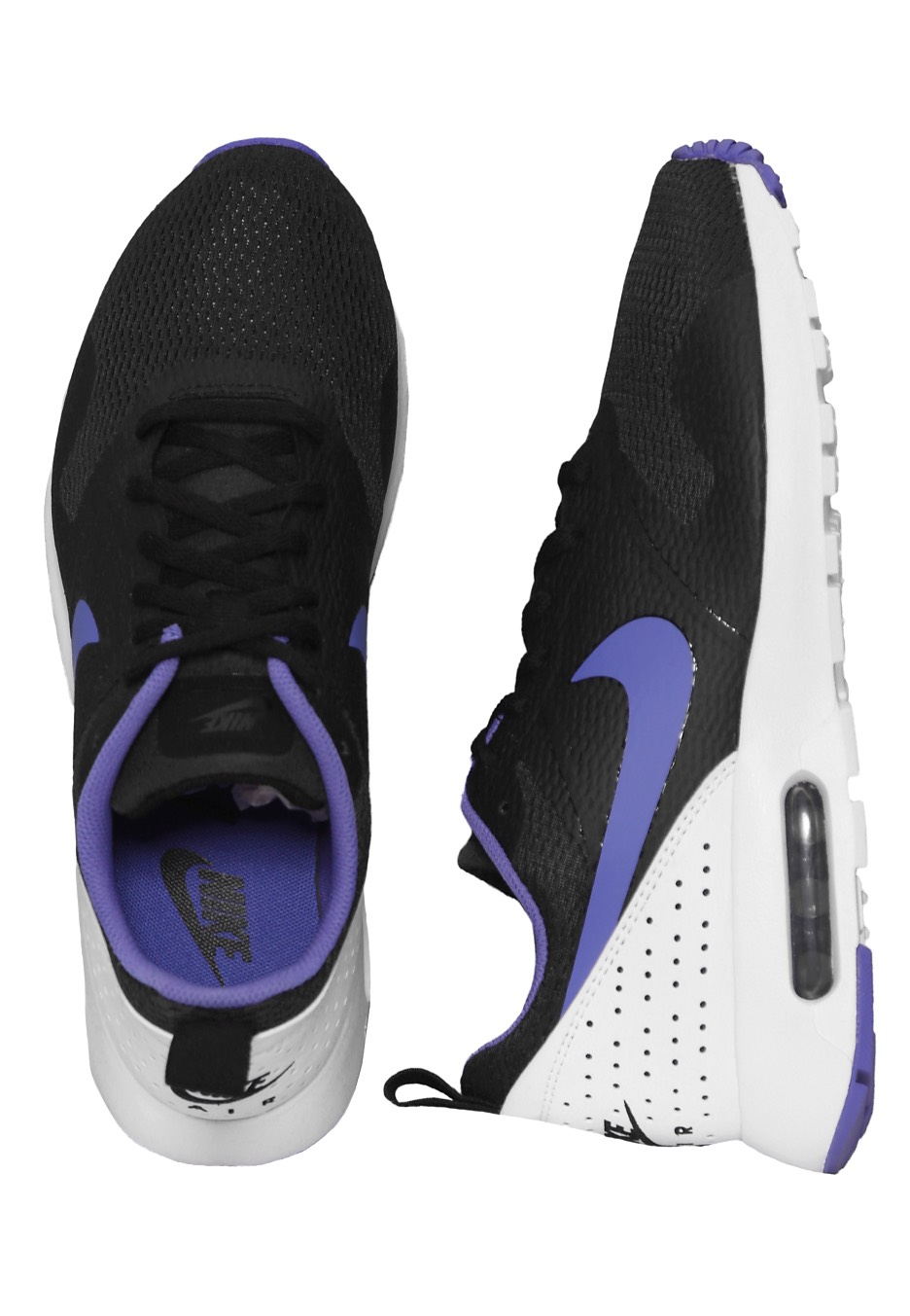 super popular 4ce7b b87c0 ... best price nike air max tavas black persian violet white shoes  impericon uk ec941 3822d