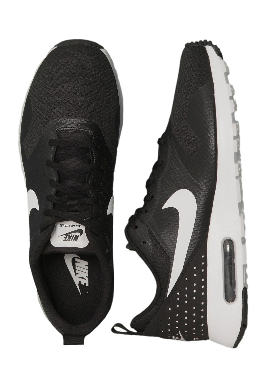 Nike - Air Max Tavas Black White Black - Shoes - Impericon.com UK e294917bd