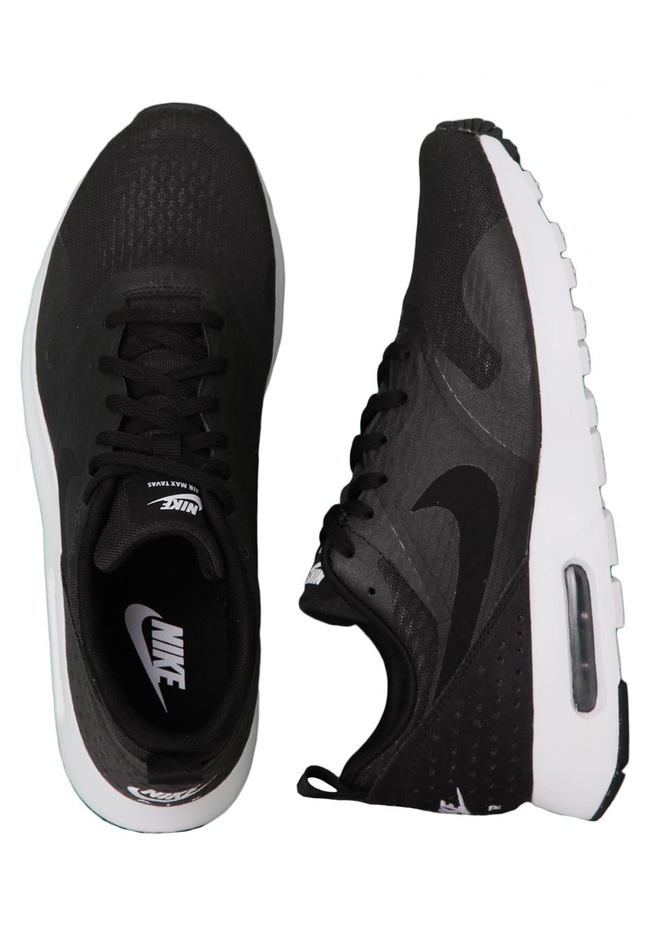 san francisco 82225 d3448 ... and Flyknit racer Nike - Air Max Tavas Essential BlackBlackWhite - Shoes  - Impericon.com UK ...
