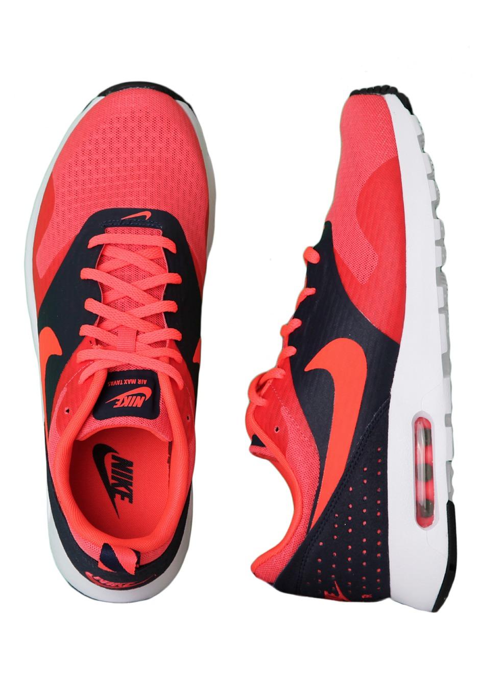 half off 0cea7 e90f0 Nike - Air Max Tavas Essential Rio Bright Crimson Dark Obsidian - Shoes -  Impericon.com Worldwide