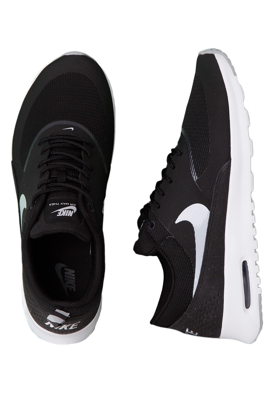 sneakers for cheap d737e 7ce07 Nike - Air Max Thea Black Wolf Grey Anthracite White - Shoes -  Impericon.com UK