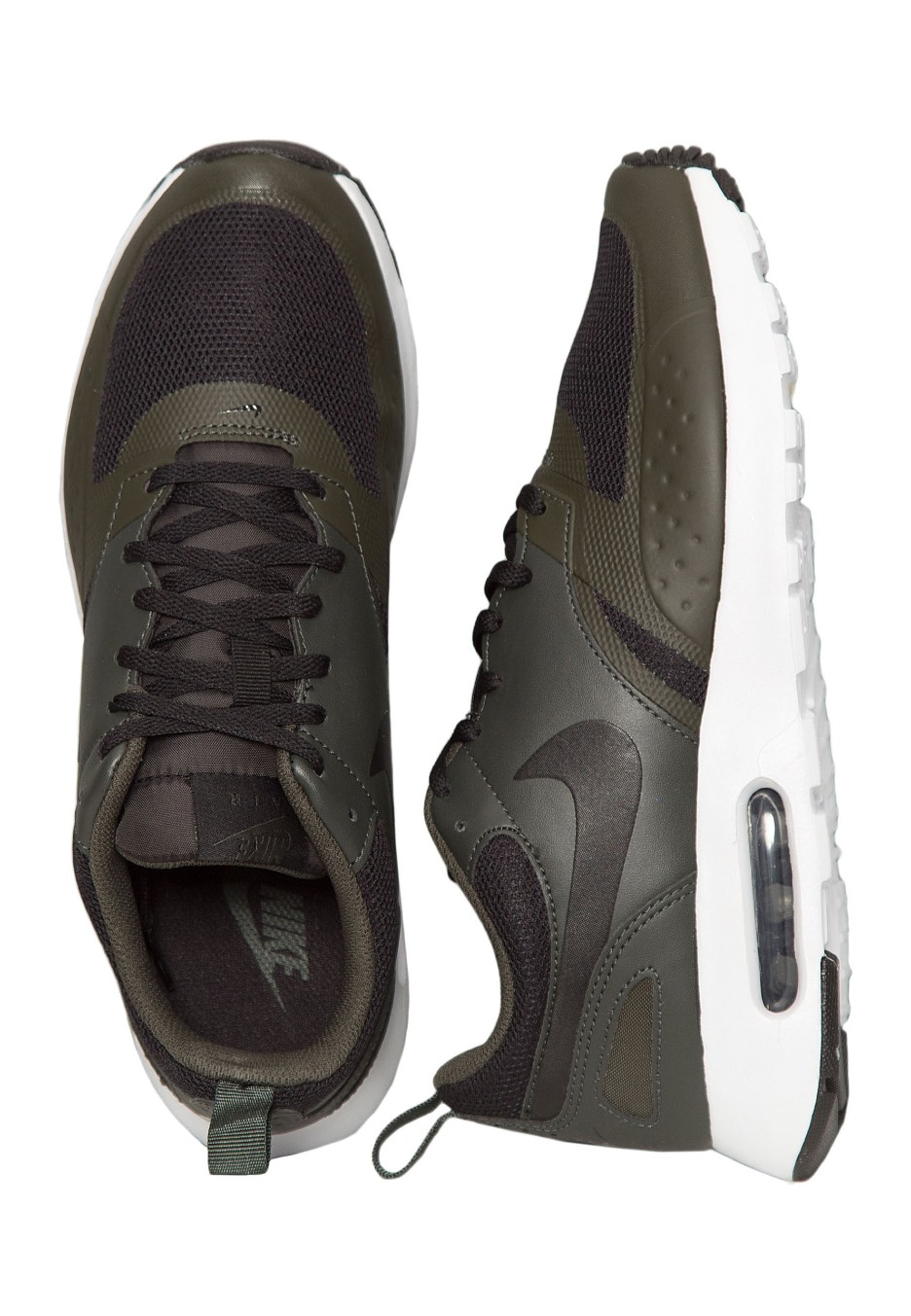 Nike - Air Max Vision Black/Black/Sequoia - Shoes
