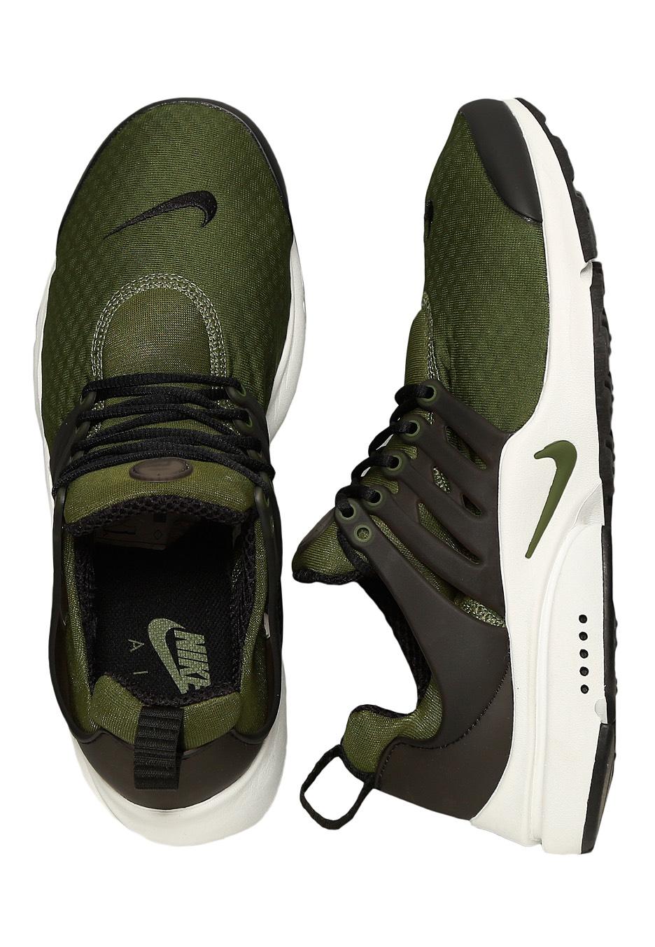 cc42637e1e79 Nike - Air Presto Essential Legion Green Legion Green Black - Shoes -  Impericon.com UK
