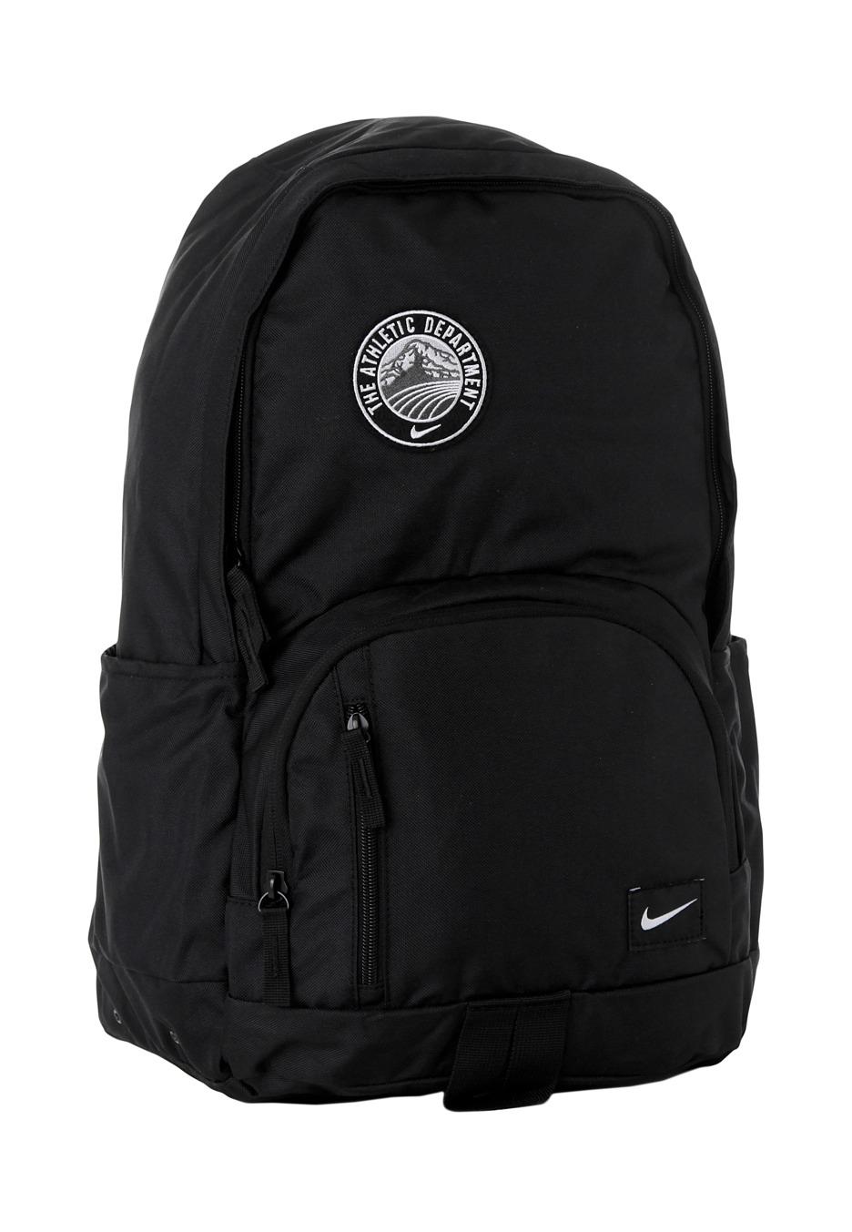 52e07181e7a3 Nike - All Access Soleday Black Black White - Backpack - Streetwear Shop -  Impericon.com UK