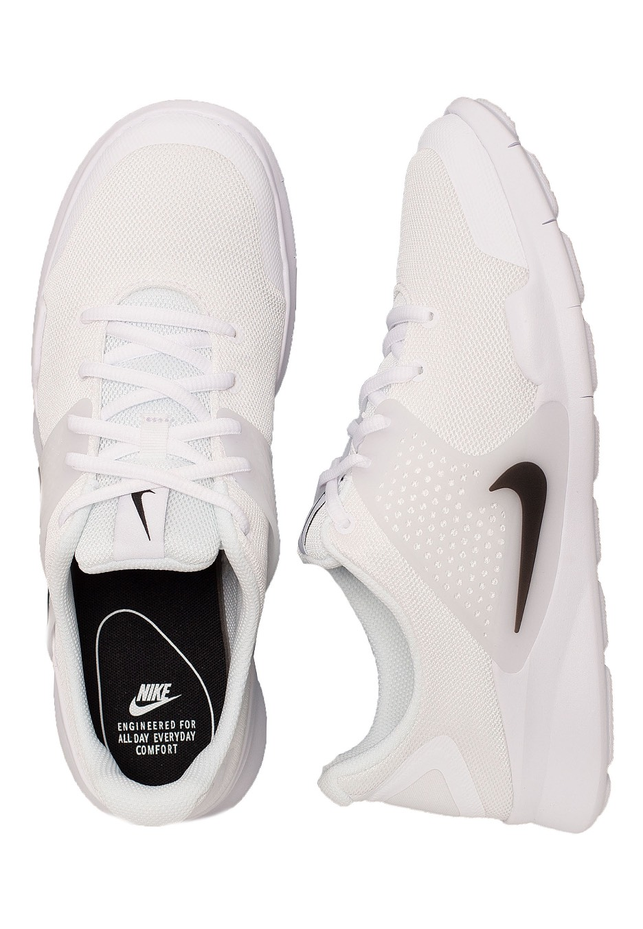 san francisco c3d3a ee447 Nike - Arrowz White Black - Shoes - Impericon.com AU