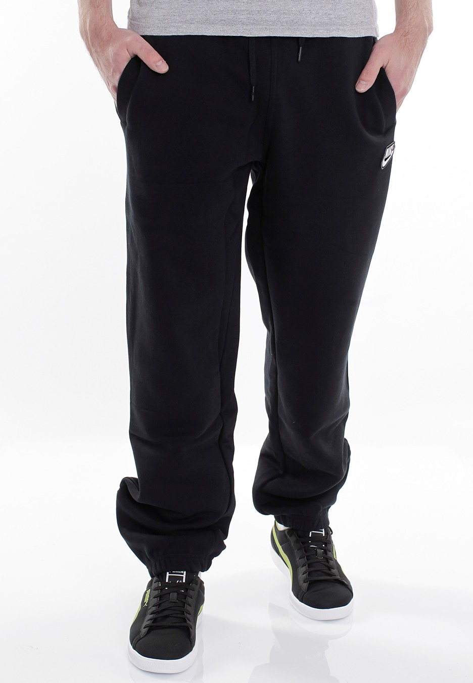 % Wool Cuff Pants offers a knit cuff with a 32″ inseam. Featuring two front pockets and two back pockets with button flaps. Buttons For Suspenders Available On 36 in. Waist Size and Up.