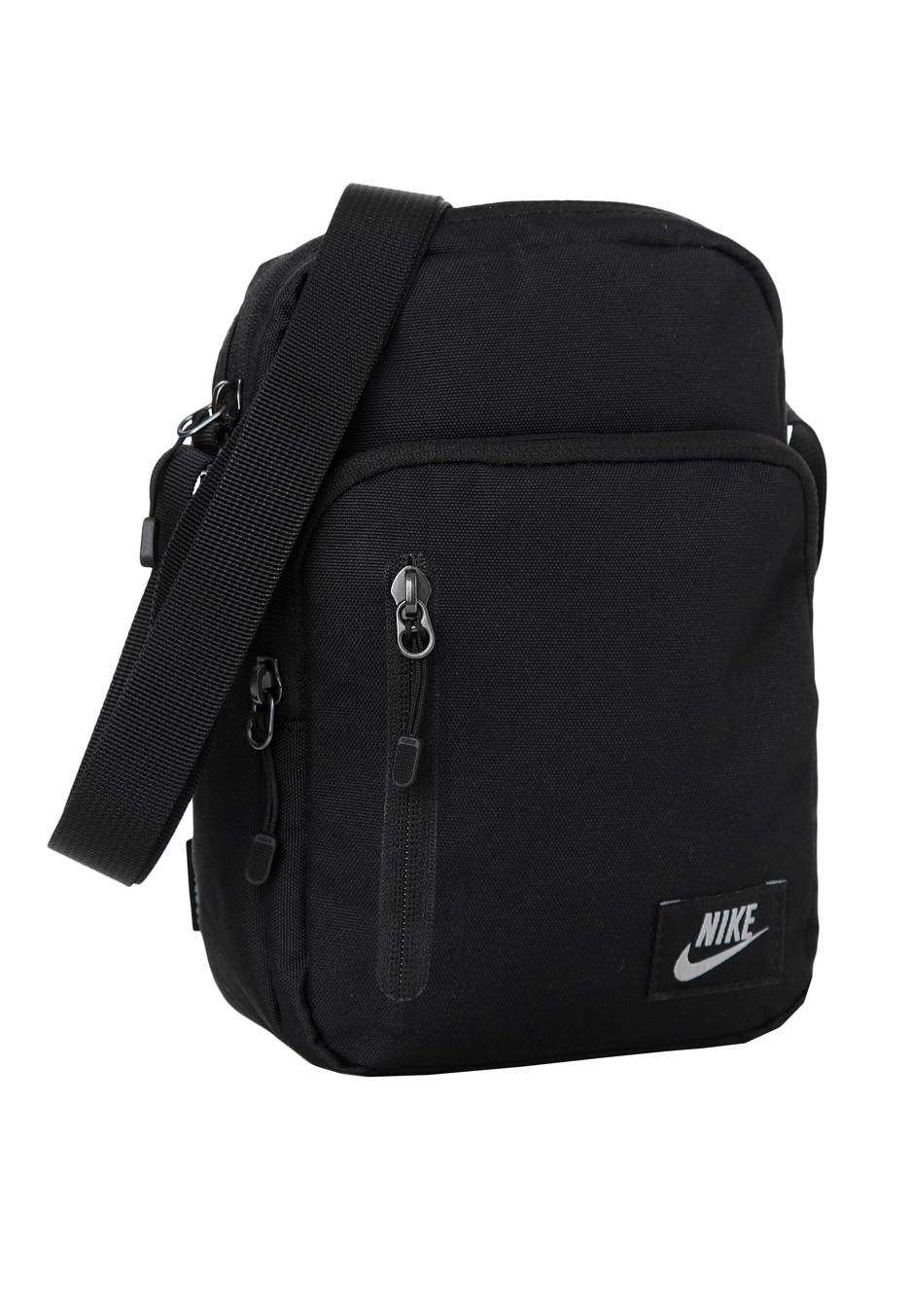 Nike Core Small Items Ii Black Silver Bag Streetwear Impericon Uk