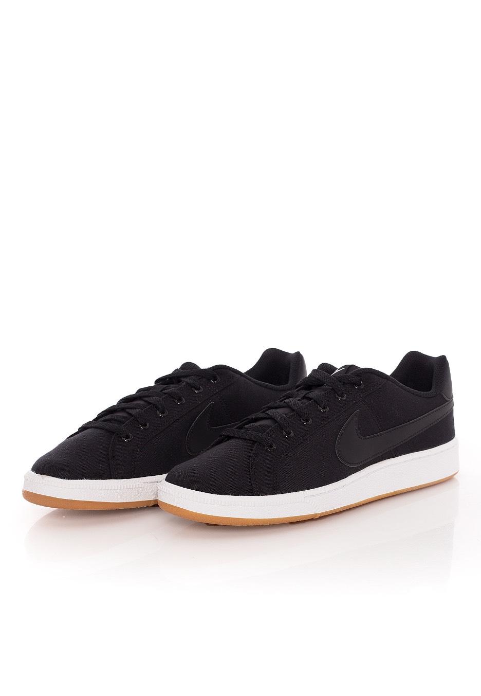 Nike - Court Royale Canvas Black/White