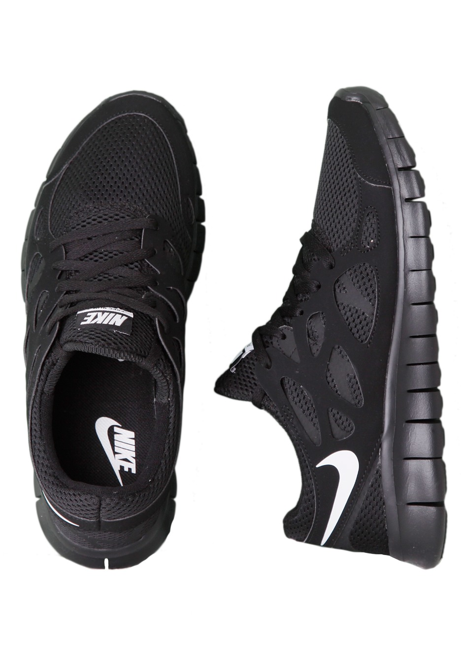 Nike - Free Run 2 NSW Black/White/Black - Shoes