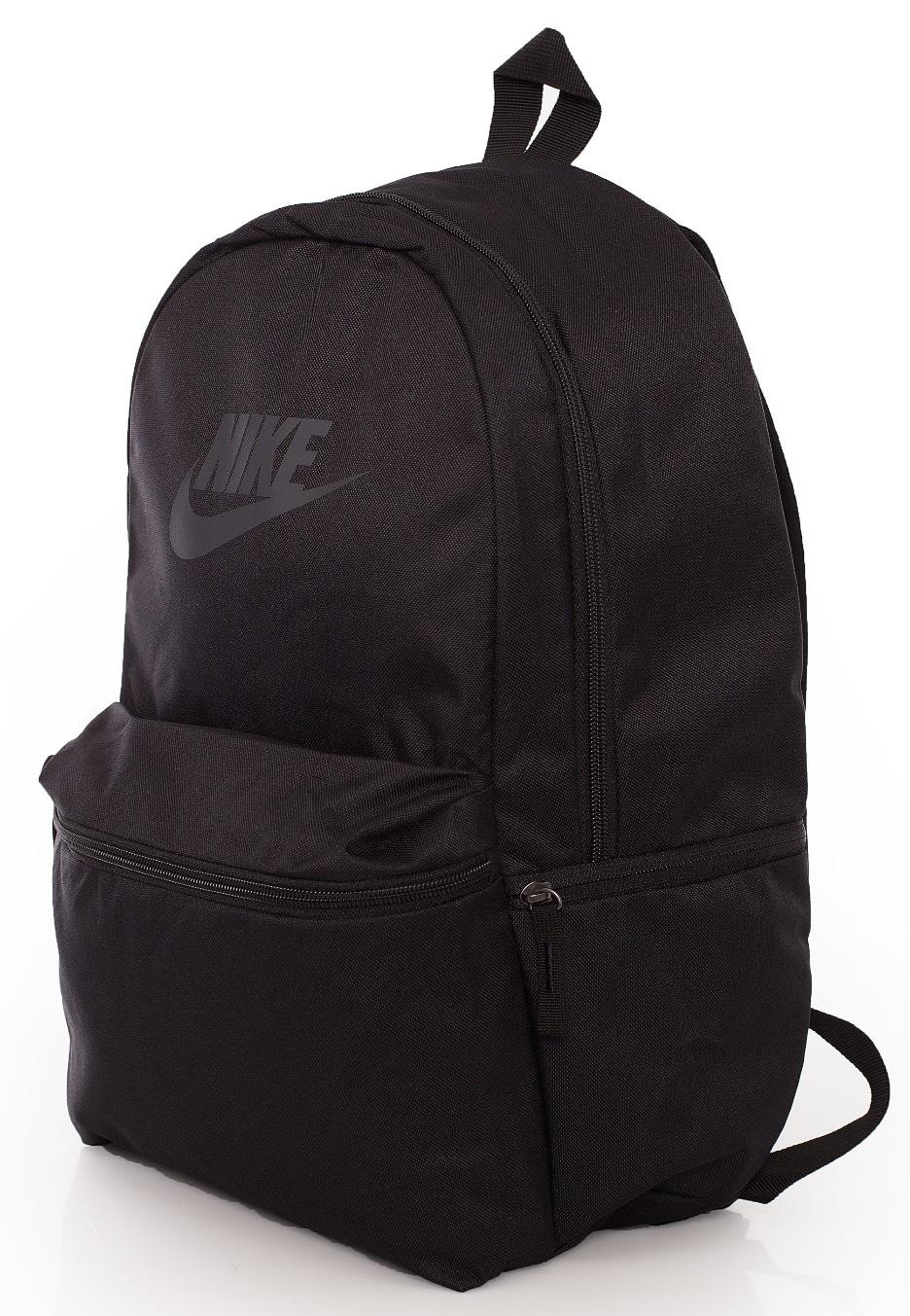 30c88ee892 Nike - Heritage Black/Black - Selkäreppu - Katumuotikauppa ...