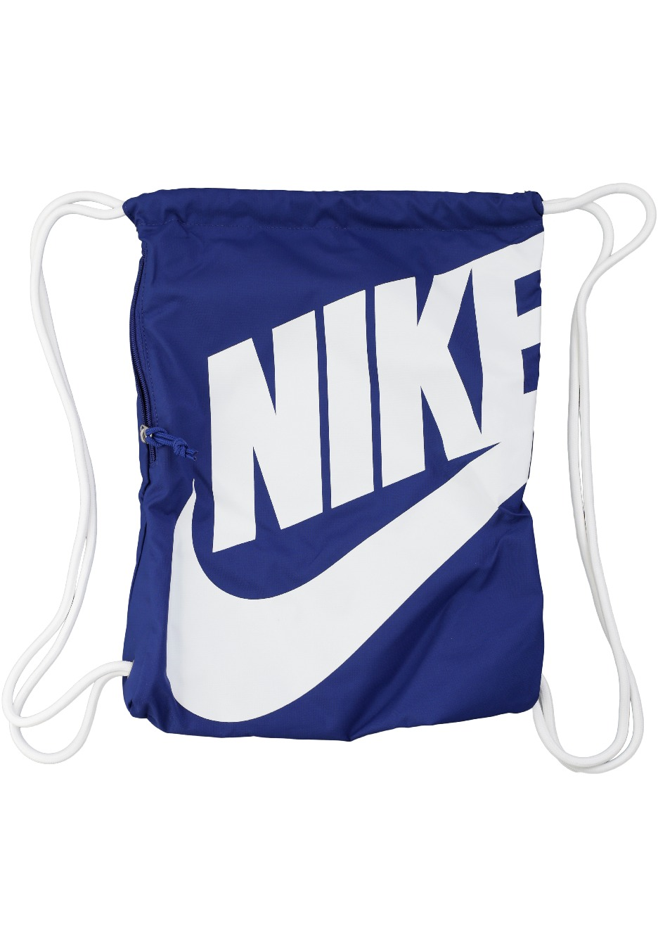be946c24b Nike - Heritage Gymsack Deep Royal Blue/White - Backpack - Streetwear Shop  - Impericon.com UK