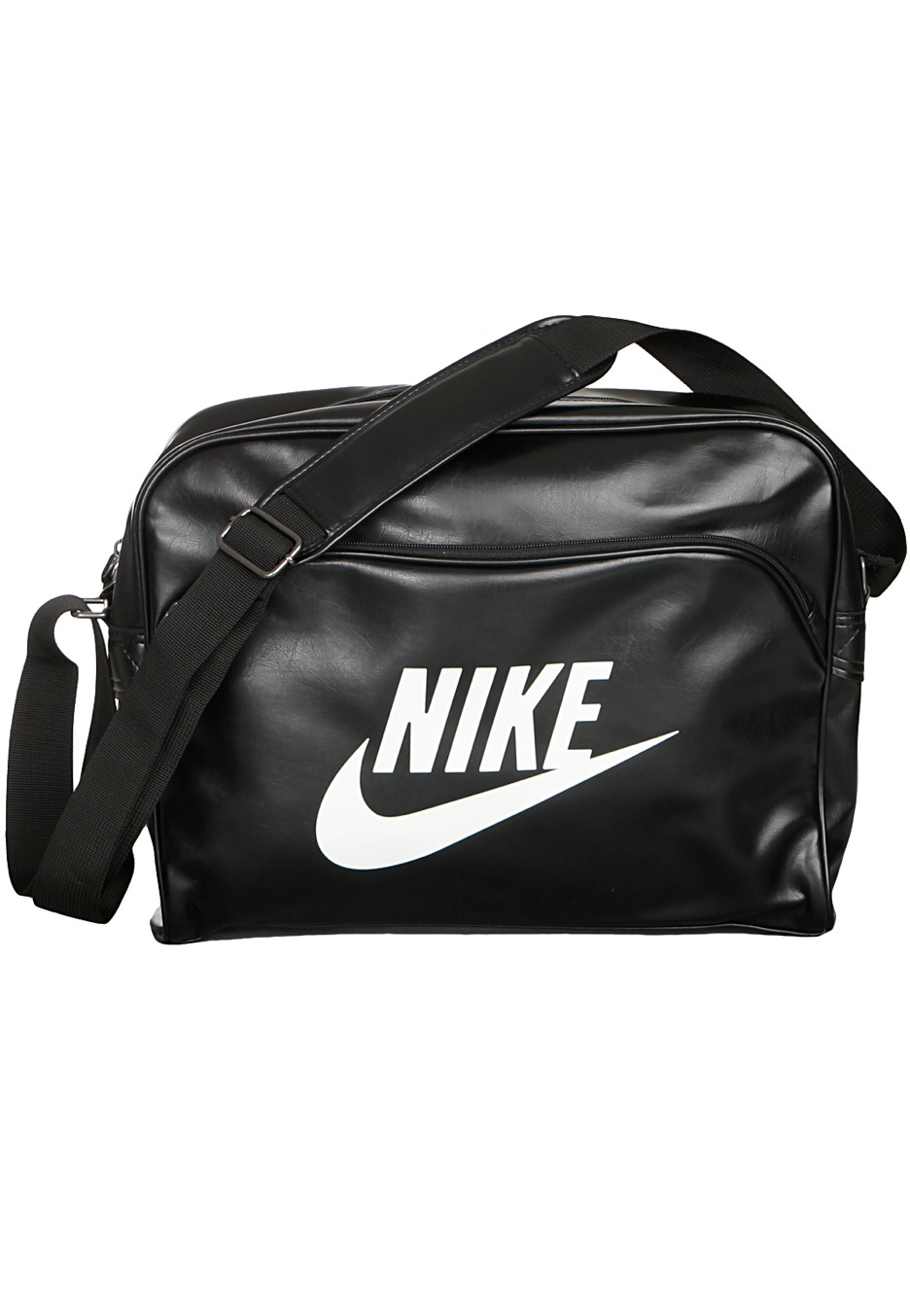 Nike heritage si track black sail bag streetwear for Nike official site italia