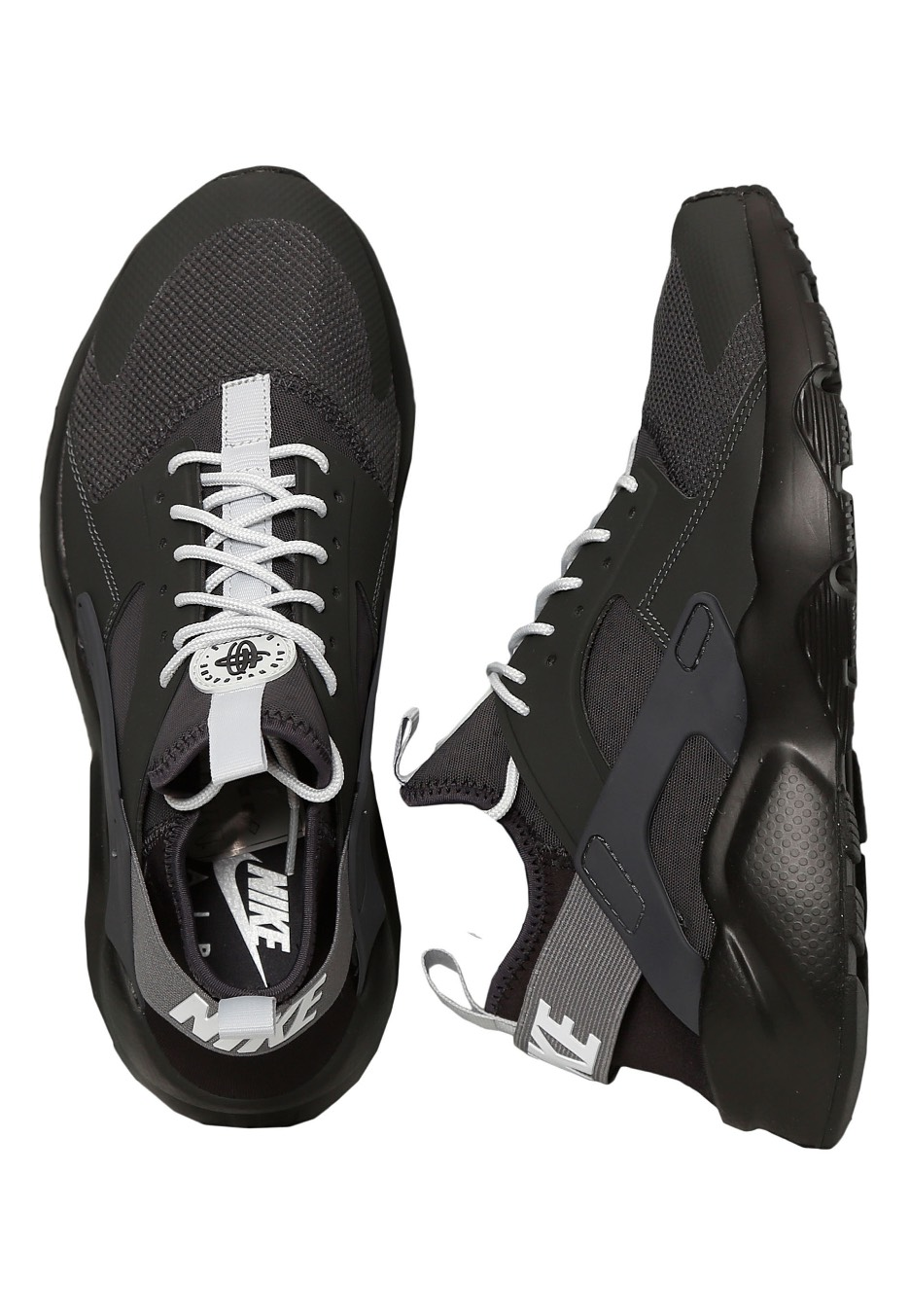 Nike - Air Huarache Run Ultra Anthracite Black Black White - Shoes -  Impericon.com Worldwide 0a6769aa8