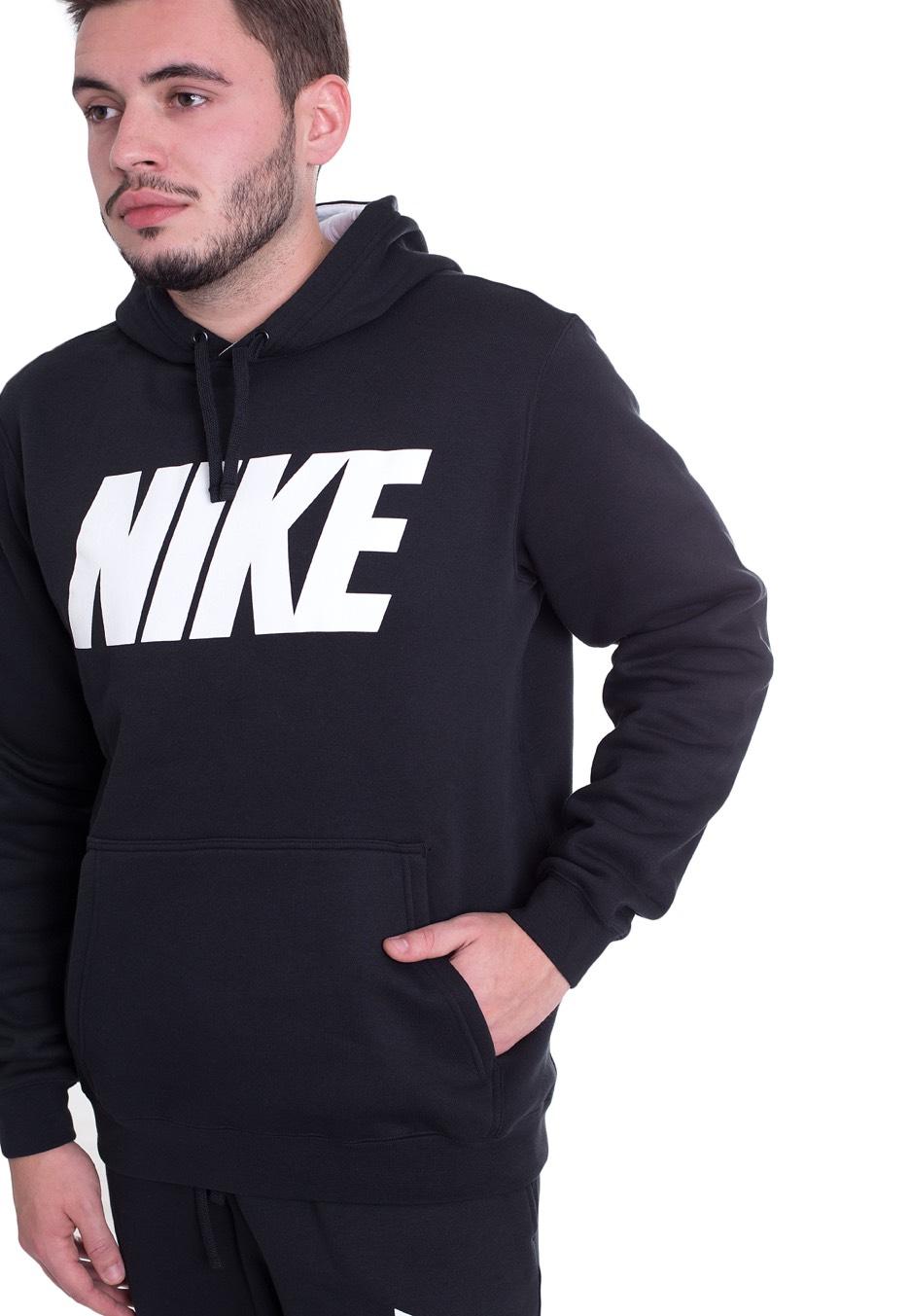 6741643e5520d Nike - NSW GX JDI Black Black White - Tracksuit - Streetwear Shop ...