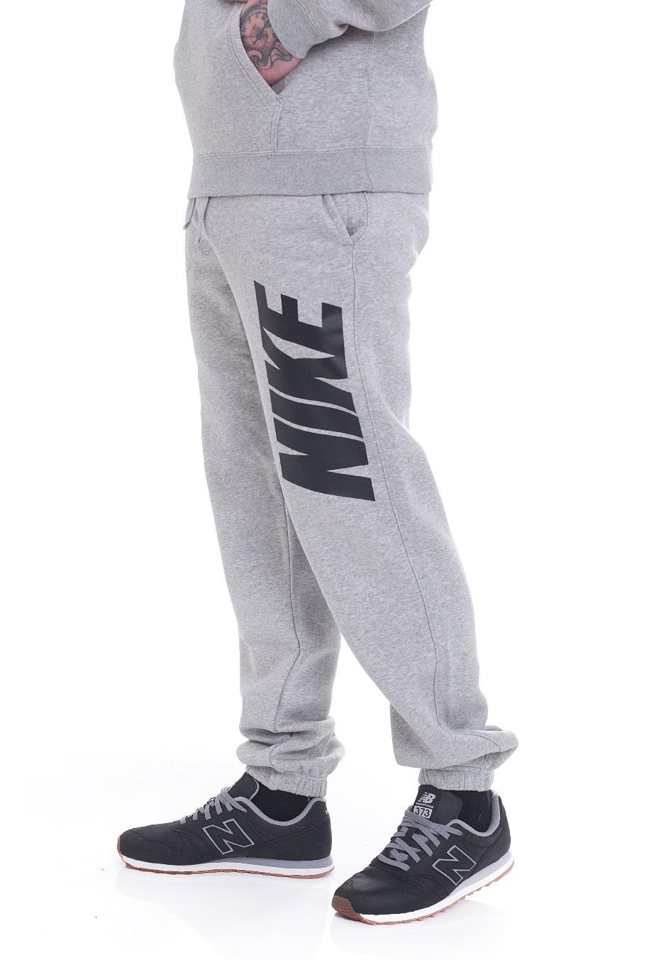 4cd91db7b Nike - NSW GX JDI Dark Grey Heather Black - Tracksuit - Negozio di ...