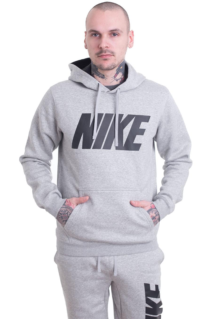 51c721920177e Nike - NSW GX JDI Dark Grey Heather Black - Tracksuit - Negozio di ...