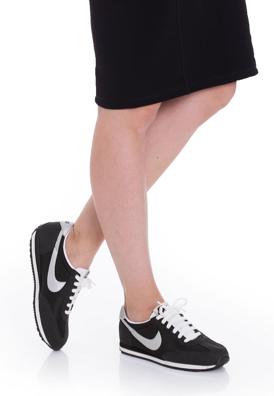buy popular 1350c 2a95e ... Nike - Oceania BlackMetallic SilverSummit White - Girl Shoes