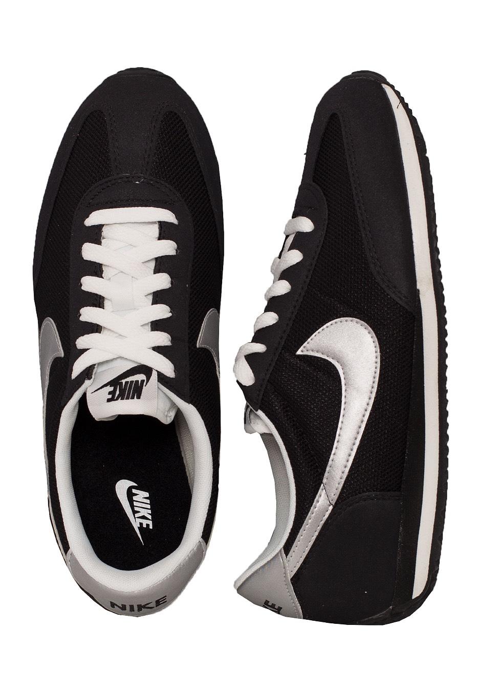 Nike Oceania BlackMetallic SilverSummit White Damesschoenen
