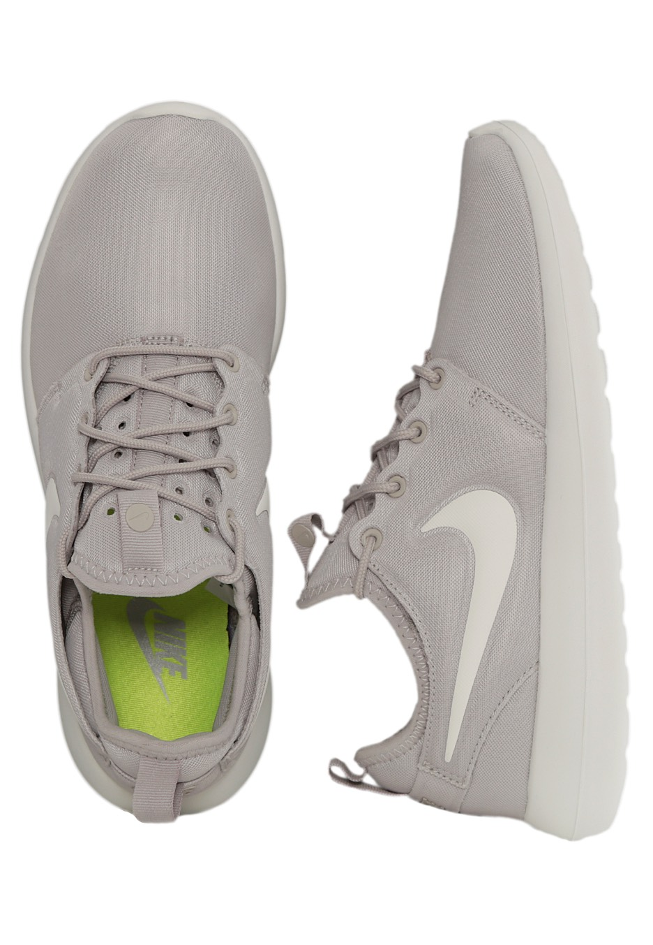 new product dc2a7 21477 Nike - Roshe Two Light Iron Ore Summit White Volt - Girl Shoes - Impericon.com  Worldwide