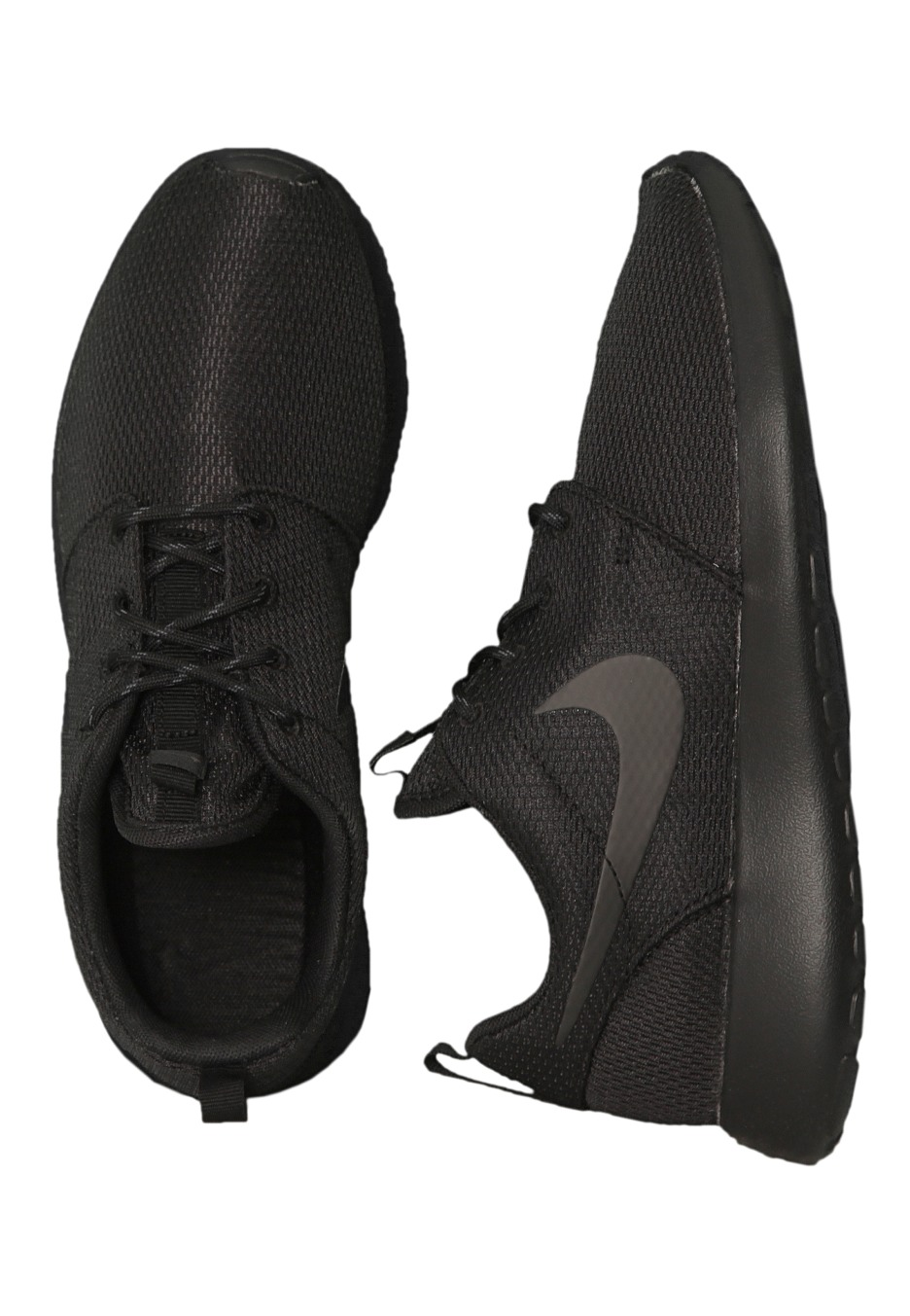 Nike - Roshe One Black Black Anthracite - Girl Shoes - Impericon.com  Worldwide cceb0700e