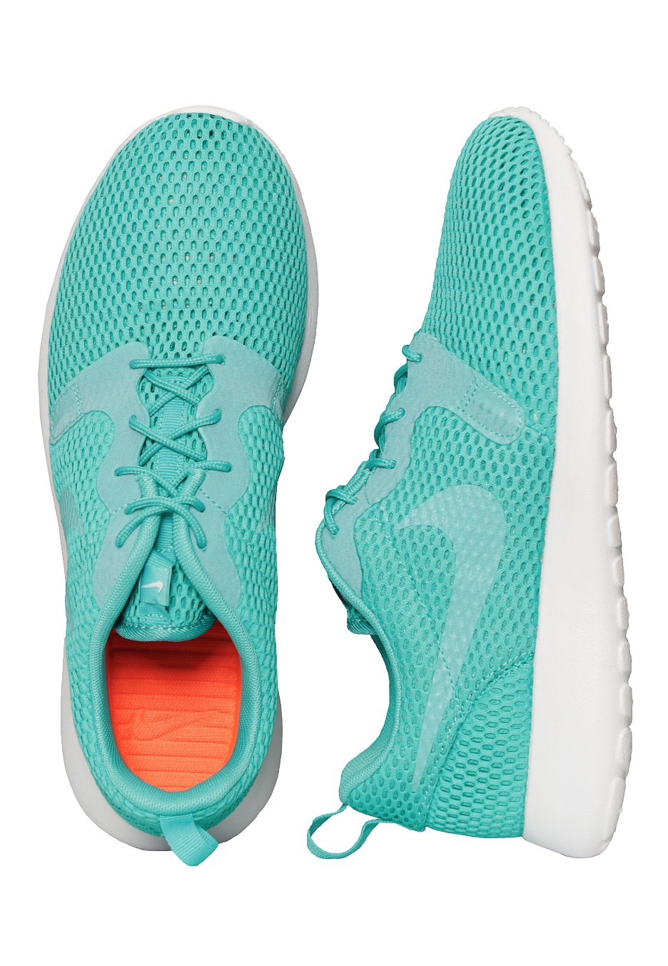 648d58be6e41 Nike - Roshe One Hyperfuse BR Clear Jade Clear Jade White - Shoes -  Impericon.com UK