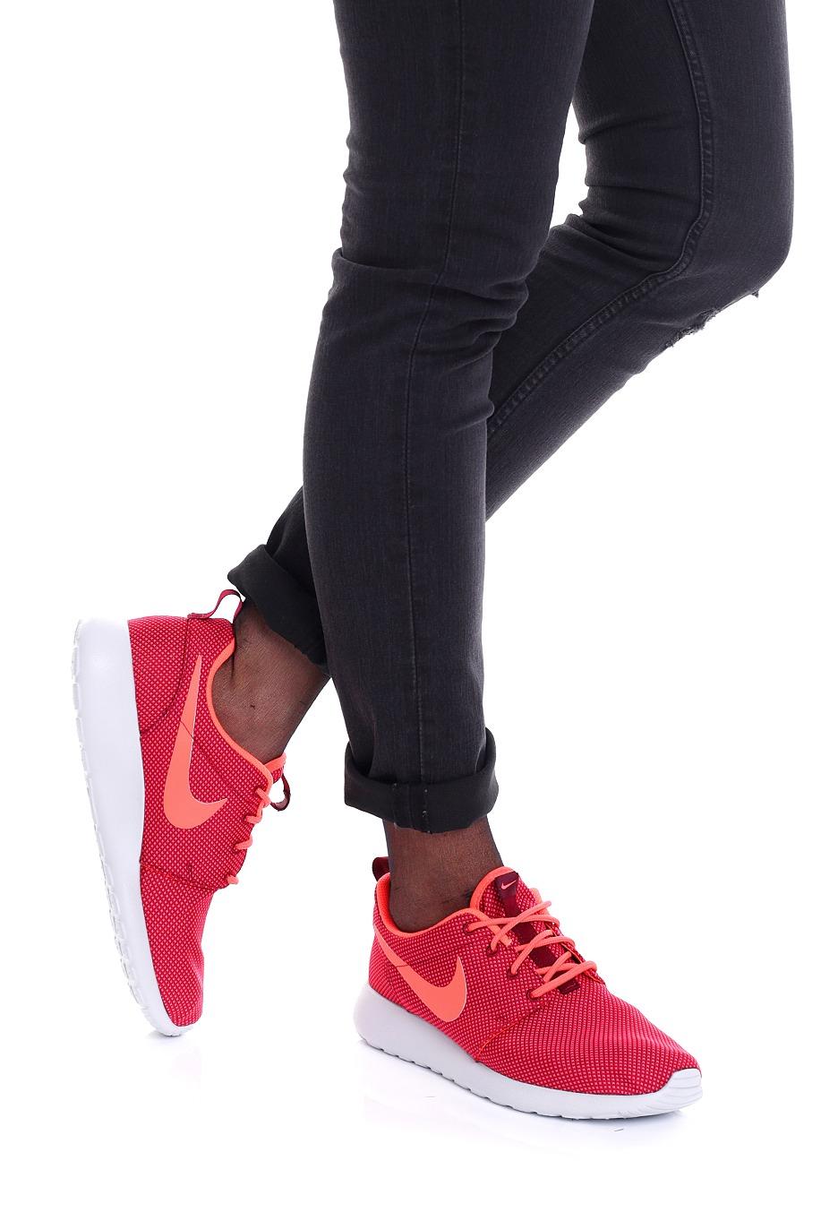 f96a075b5837 ... Nike - Roshe One Deep Garnet Bright Crimson Pure Platinum - Girl Shoes
