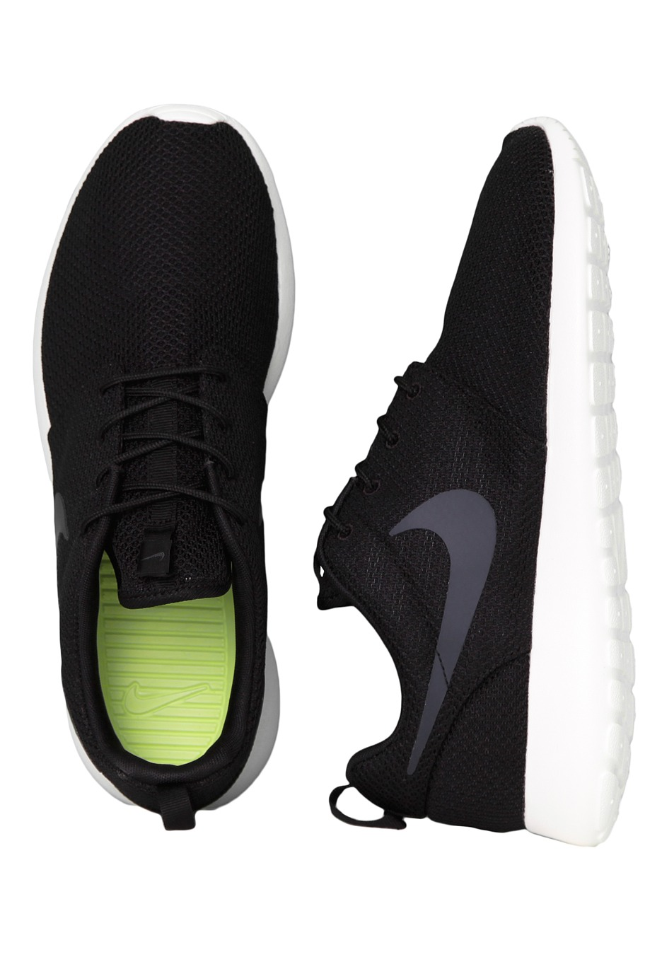 san francisco 535fe 601e4 Nike - Roshe One Black Anthracite Sail - Shoes - Impericon.com Worldwide