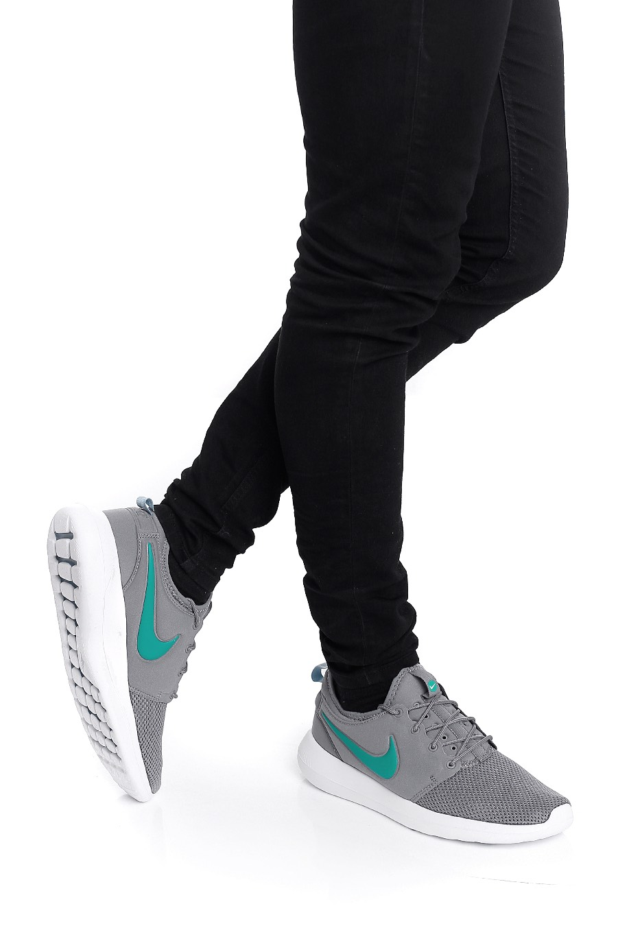 ad075f0cde1 ... cheap nike roshe two cool grey stadium green mica blue white shoes  cb0b4 9d1d6