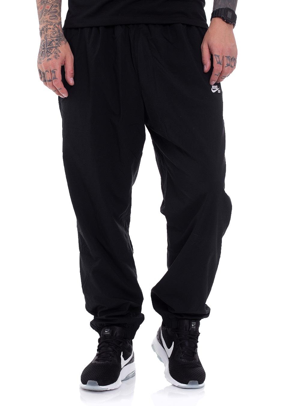 d16885ec24f2 Nike SB - SB Black White - Sweat Pants - Streetwear Shop - Impericon.com AU
