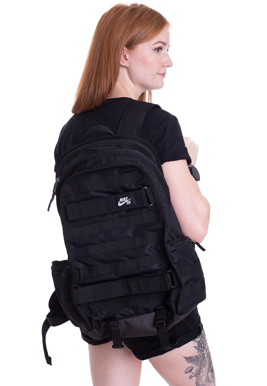 918ee0fcb34 Nike - SB RPM Black Black Black - Backpack - Streetwear Shop ...
