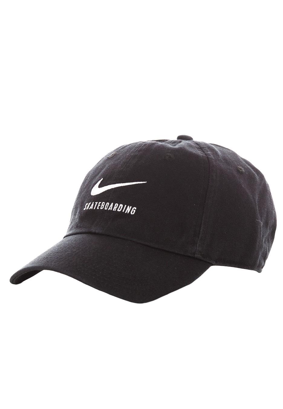 8174144555ee8 Nike - SB H86 Cap Black Black White - Cap - Streetwear Shop - Impericon.com  Worldwide