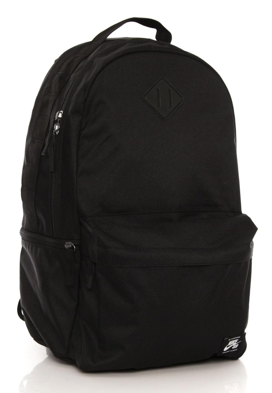 Privilegiado acceso Diez años  Nike - SB Icon Black/White - Backpack - Impericon.com UK