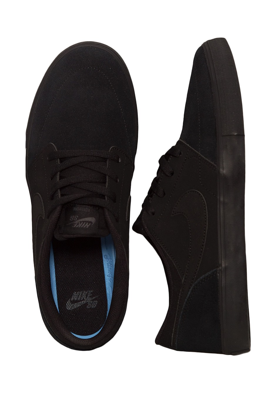 Chaussures Blackblackanthracite Portmore Nike Solarsoft Sb Ii qZq8XI