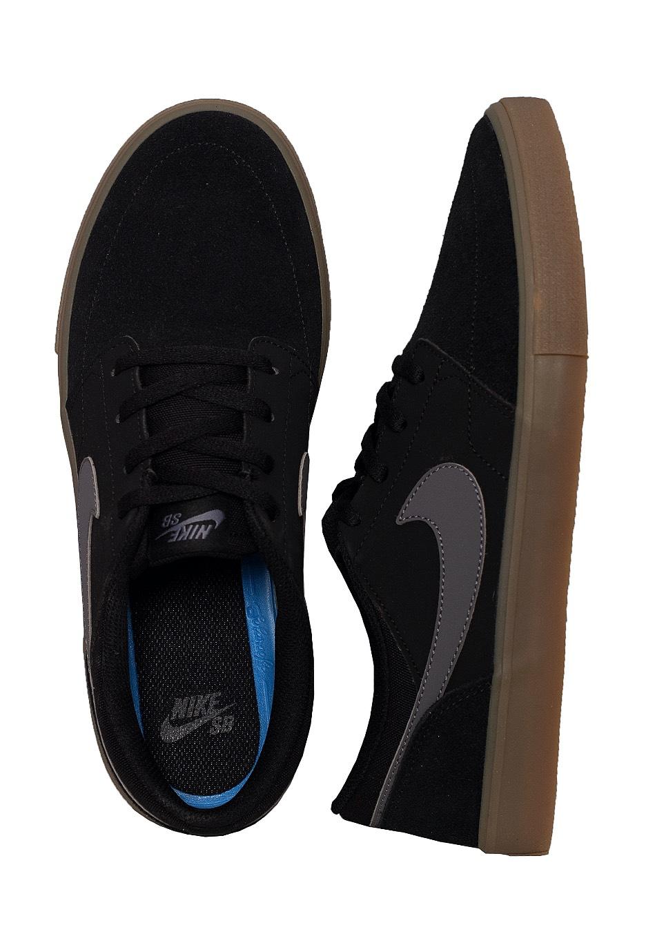 Nike - SB Portmore II Solar Black/Dark