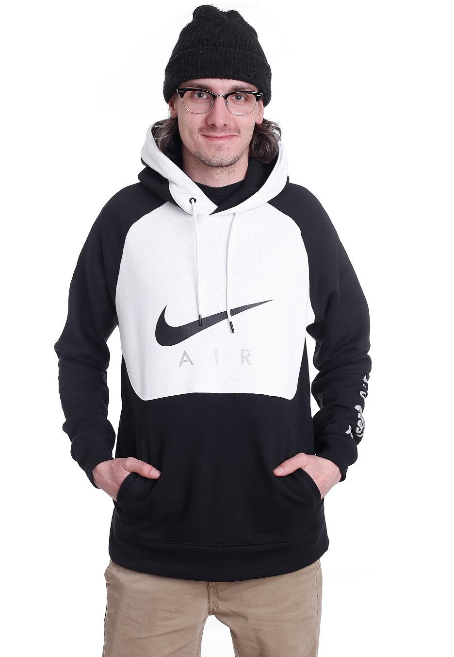 Shop Streetwear Hoodie Sportswear Nike Blackwhiteblack wt6CnI