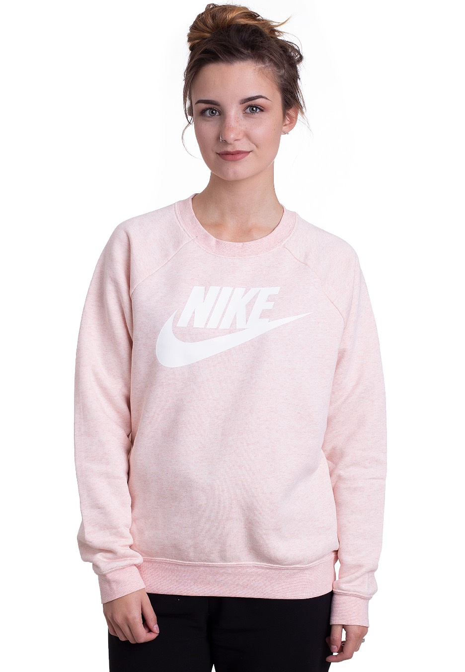 Nike - Sportswear Rally Storm Pink/Heather/Whit...