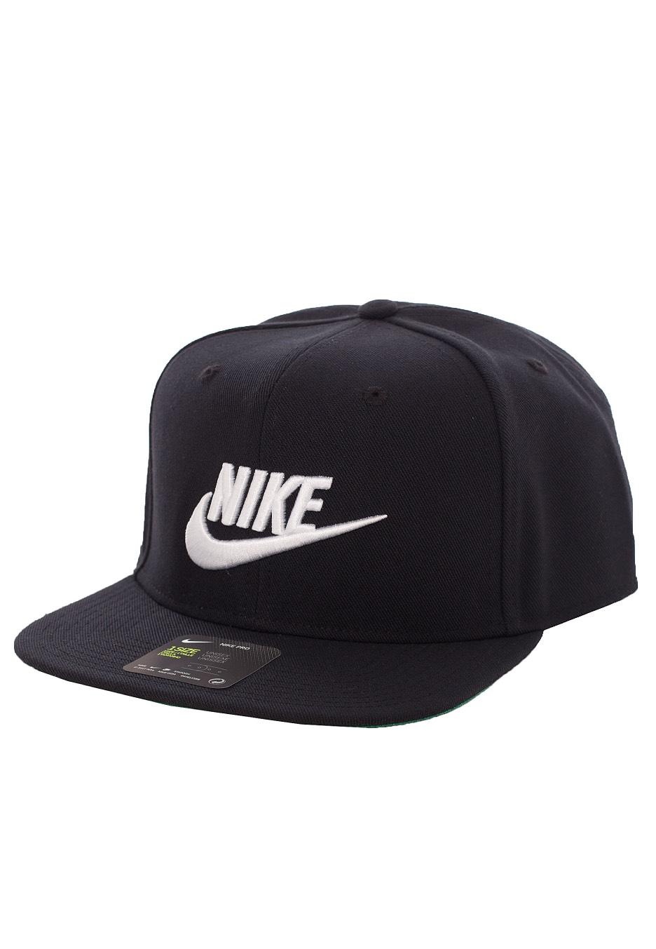 9c980995ac9 Nike - Sportswear Pro Black Pine Green Black White - Cap - Streetwear Shop  - Impericon.com UK