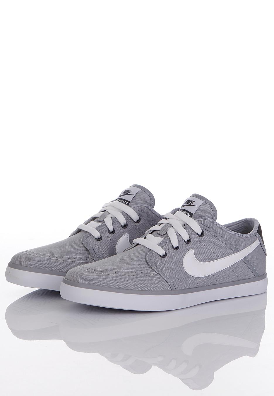 Nike - Suketo Wolf Grey White - Shoes - Impericon.com UK 6d3c43bb8d