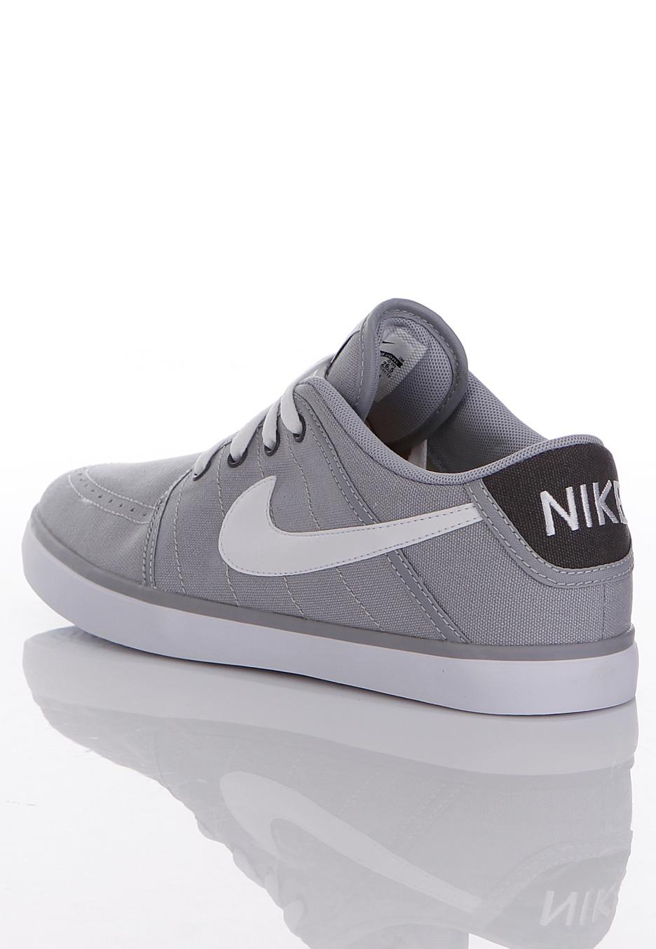 Nike - Suketo Wolf Grey White - Shoes - Impericon.com UK 5a072ec3ce26