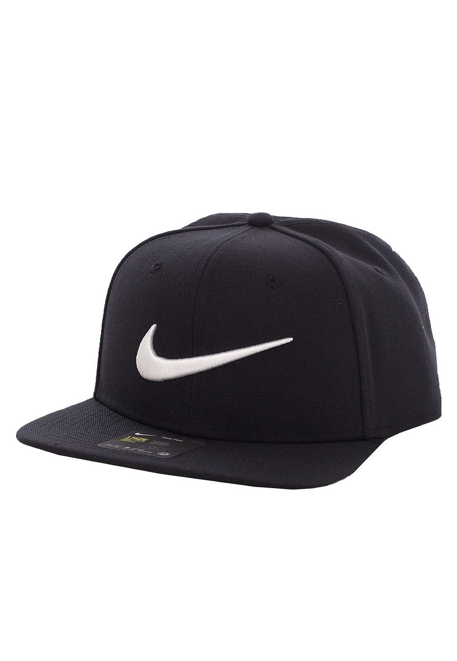 cfa35ea70c3 Nike - Swoosh Pro Black Pine Green Black white - Cap - Streetwear Shop -  Impericon.com Worldwide
