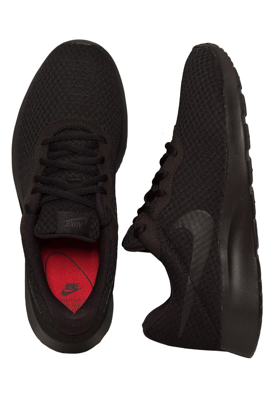 Obediente Jardines Masculinidad  Nike - Tanjun Black/Black/Anthracite - Shoes - Impericon.com Worldwide