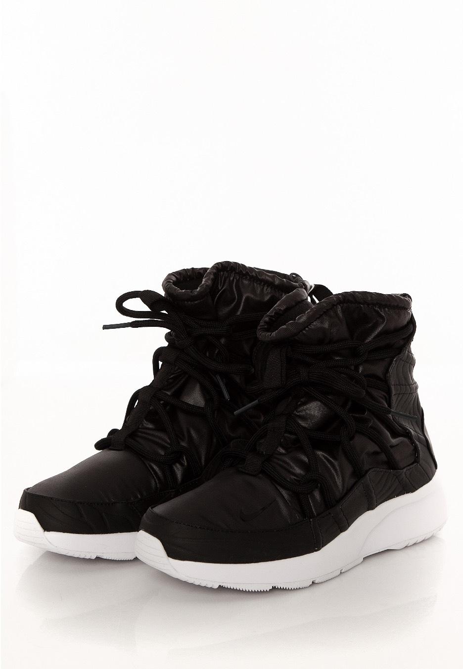 Girl Nike Tanjun Shoes Blackblackanthracitewhite High Rise 8n0mwOyvN