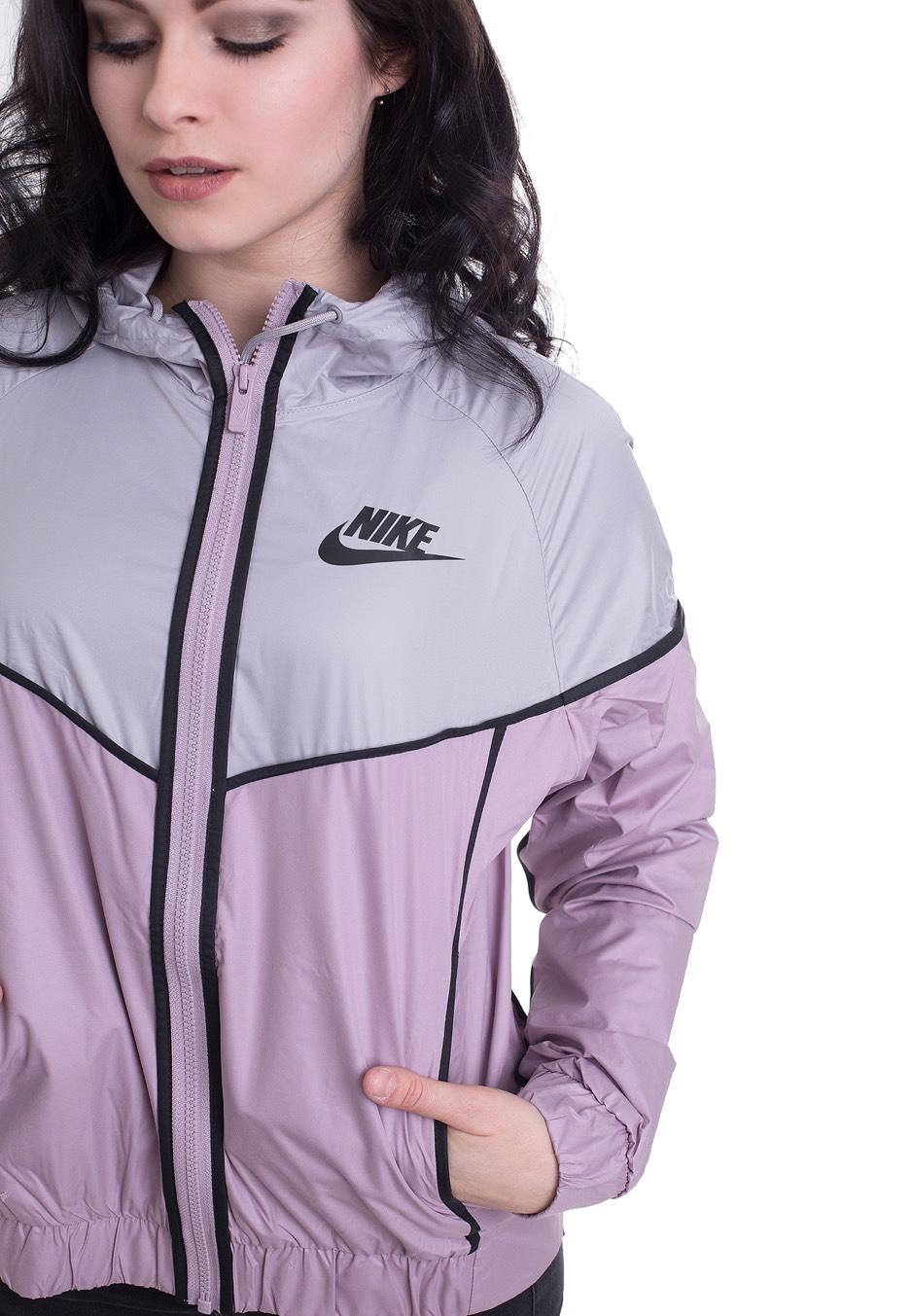 ... Nike - Windrunner Elemental Rose Mosphere Grey Black - Windbreaker ... da3dd1e61