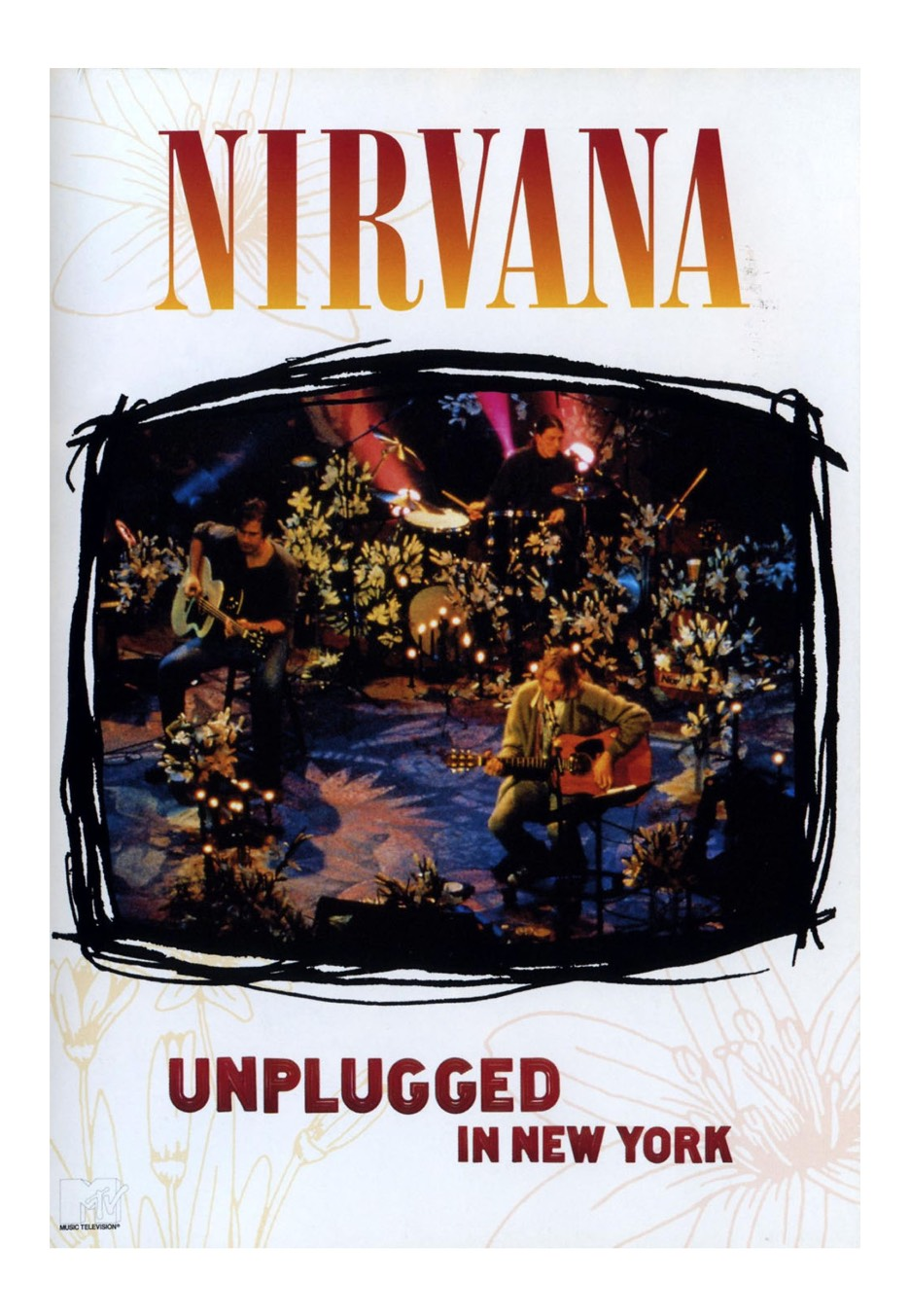 Nirvana - MTV Unplugged In New York - DVD - CDs, Vinyl and ...