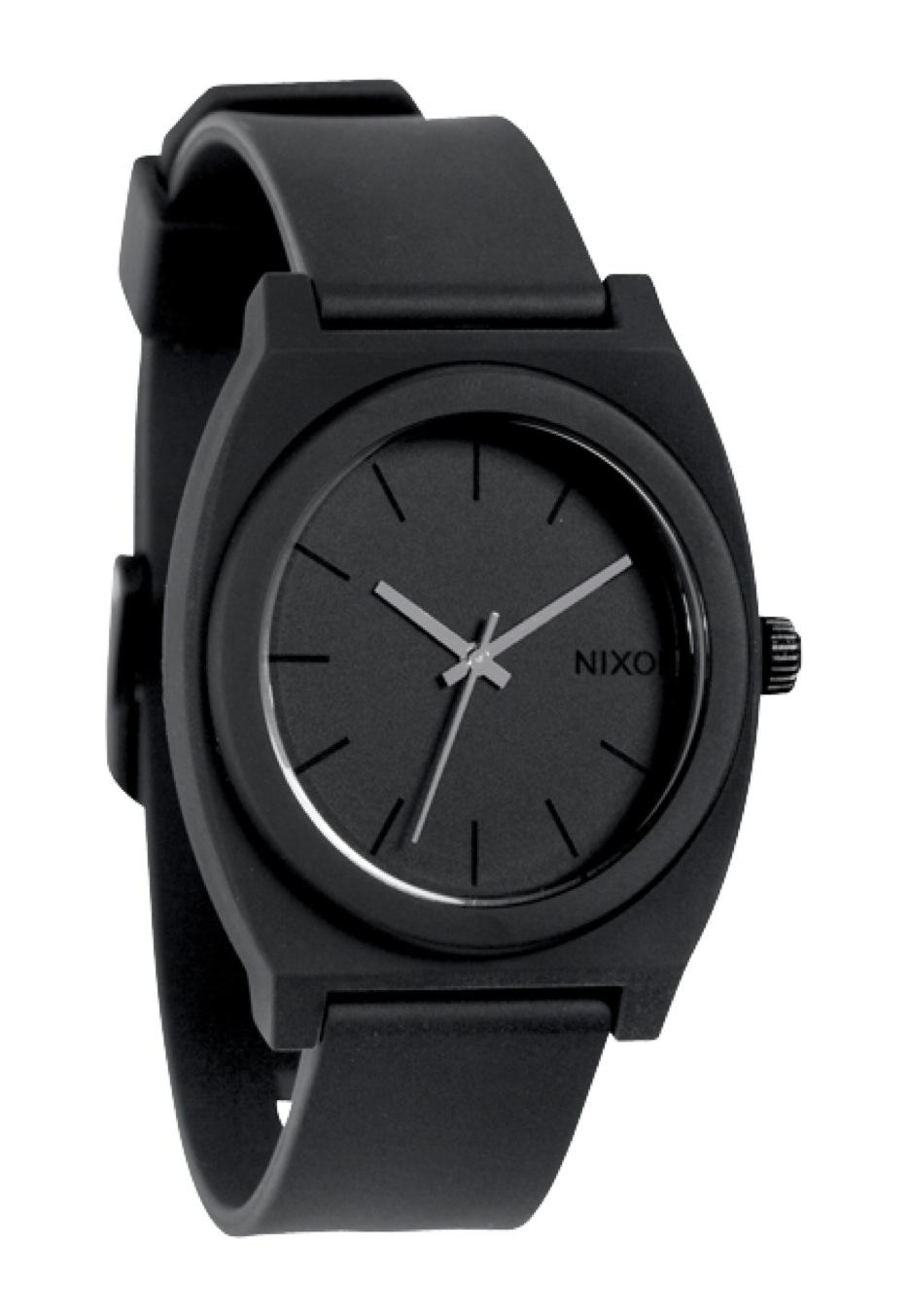 Nixon - Time Teller P Matte Black - Watch