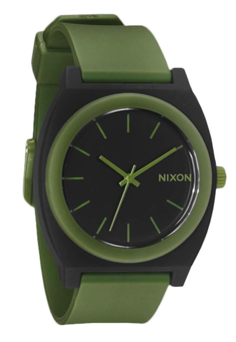 Nixon - Time Teller P Matte Black/Surplus