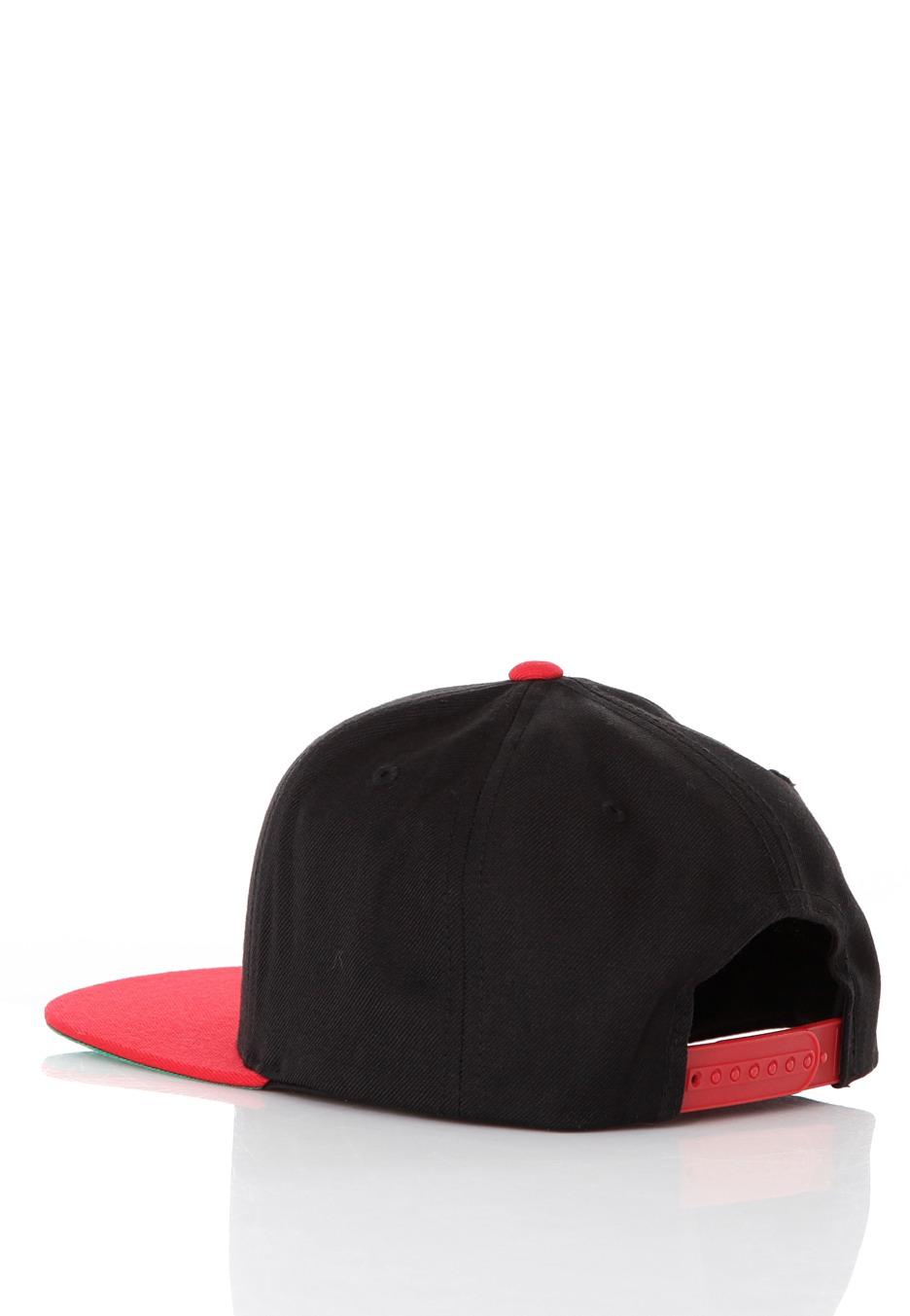 53058fc02ac Obey - Obey Posse Black Red Snapback - Cap - Streetwear Shop ...