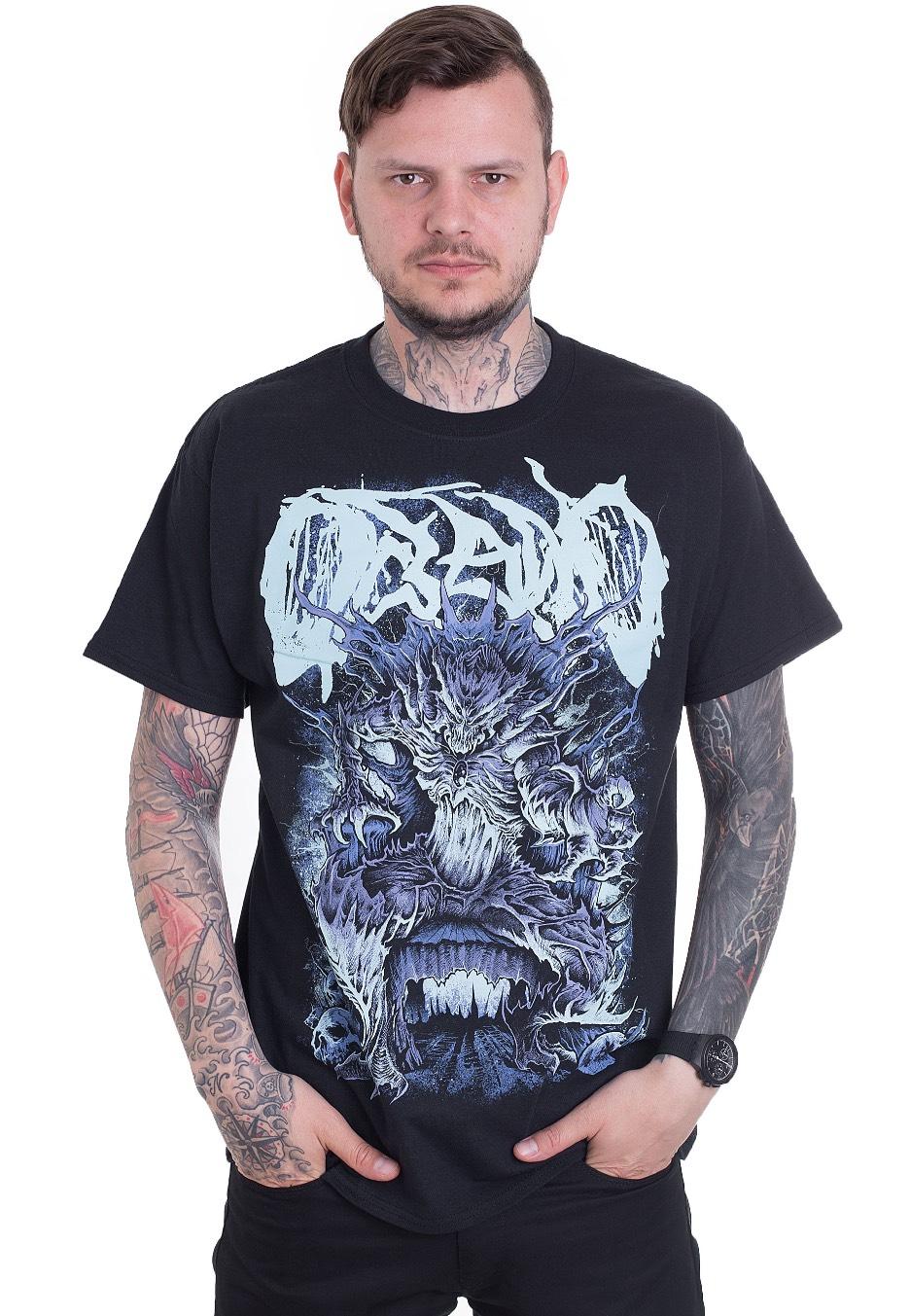 Oceano - Alien Throne - T-Shirt